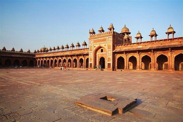 Fatehpur Sikri - india classic tour