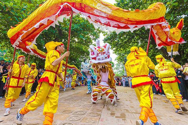 Festivals in Vietnam - 7 Biggest Vietnam Festivals