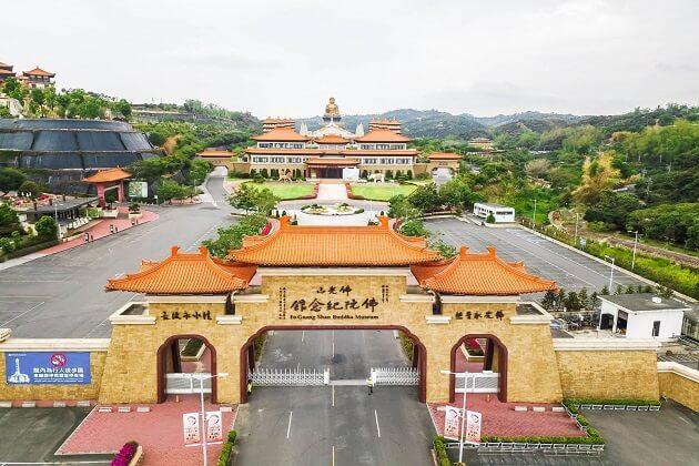 Foguangshan Buddhist Temple - taiwan 2 weeks