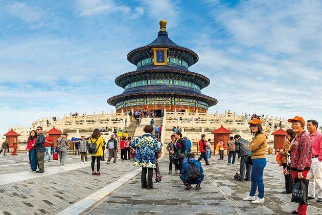 Forbidden City - china 2 week tour