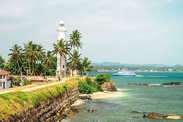 Galle Fort community
