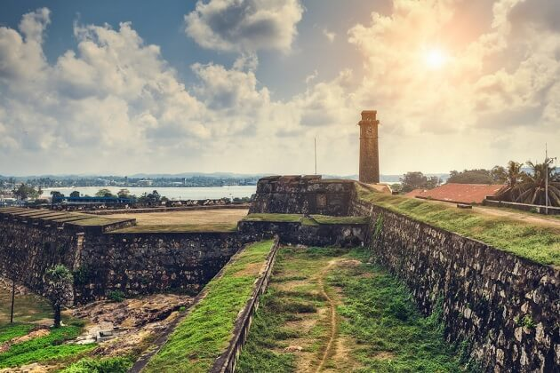 Galle Fort - sri lanka 2 weeks