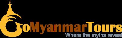 Go Myanmar Tours Logo