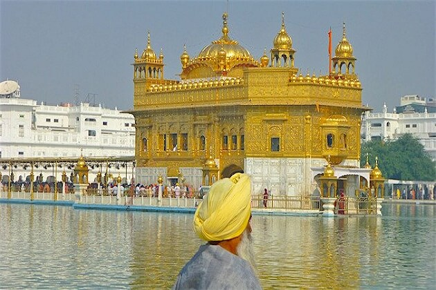 Golden Temple - south asia tour packages