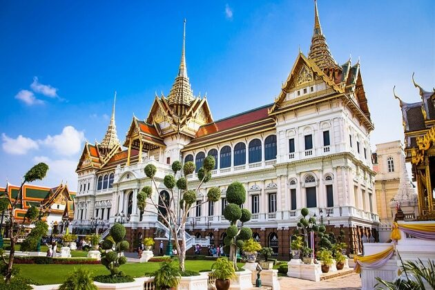 Grand Palace - thailand family tour holidays