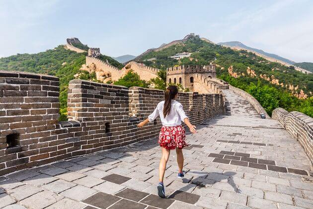 Great Wall - china 2 week vacation