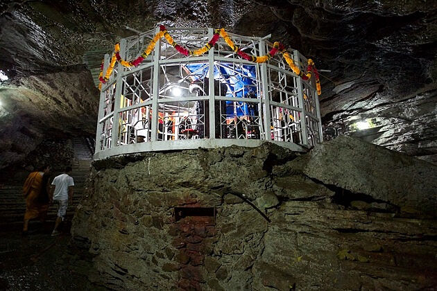 Gupteshwor cave in Nepal