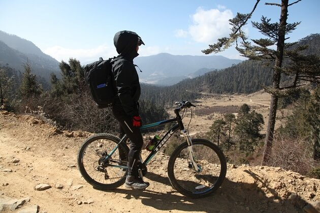 Haatoe village - bhutan cycling tour