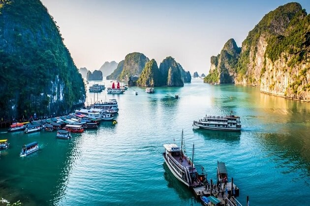 Halong Bay - asia tour packages