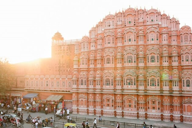 Hawa Mahal - 6 days india classic tour