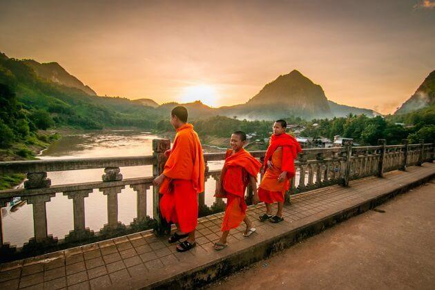 Laos tours - Highlight of Laos
