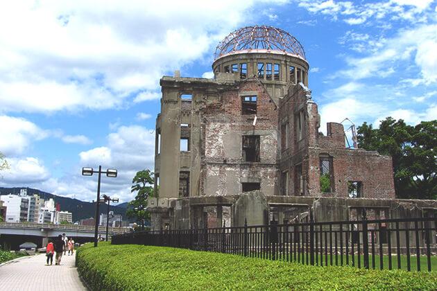 Hiroshima Peace Memorial - best japan attractions