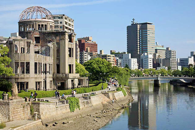 Hiroshima - japan tour packages