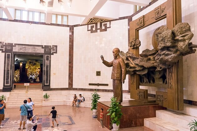Ho Chi Minh Museum vietnam best things to do and see