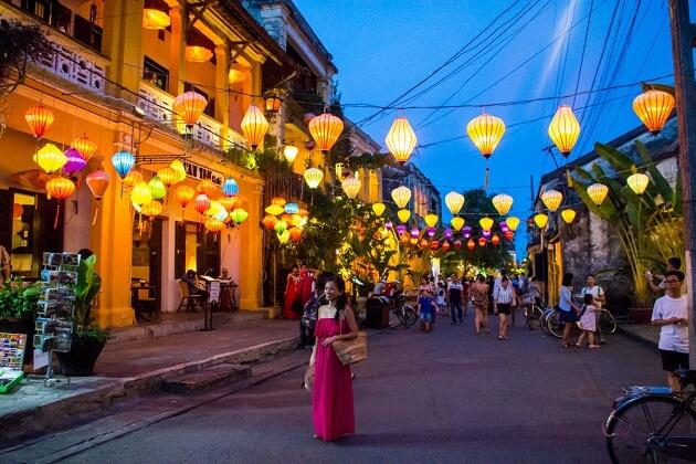 Hoi an - Vietnam classic vacation