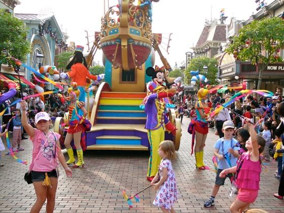 Hong Kong Disneyland - hong kong vacation