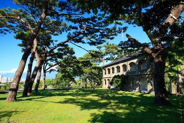 Hualien Pine Garden Heritage - taiwan classic tour