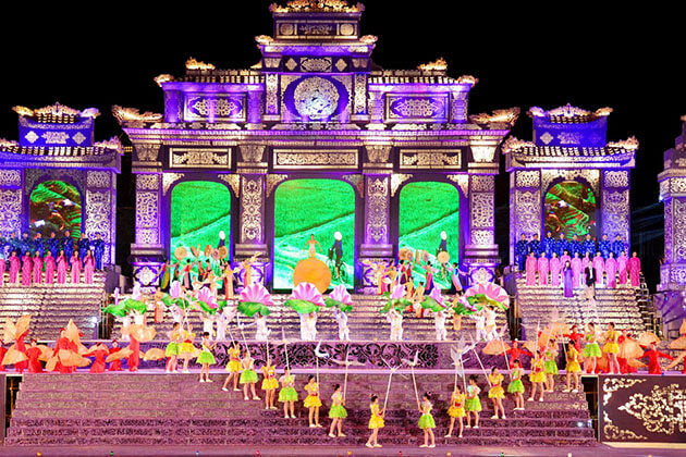Hue festival - vietnam vacation packages