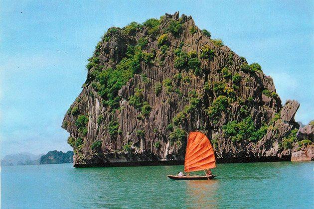 Human Head Island