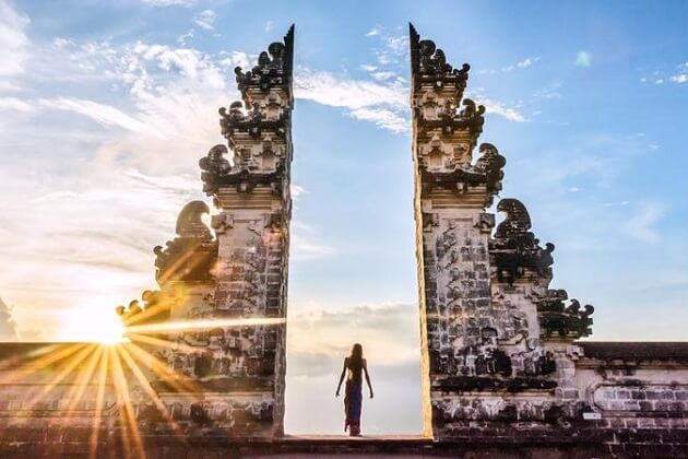 Travel Destination Asia in Indonesia