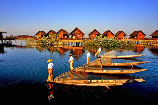 Inle lake - things to do in myanmar