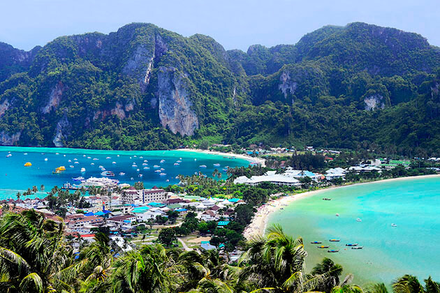Islands in thailand - thailand vacation packages