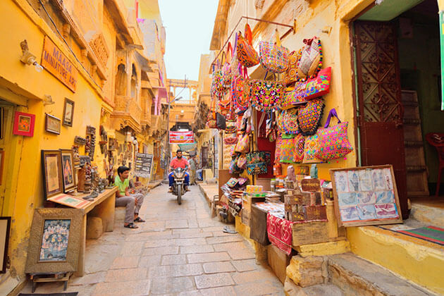 Jaisalmer – india vacation packages