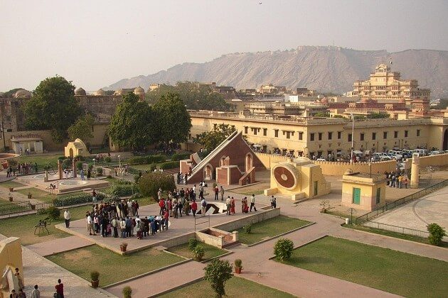 Jantar Mantar Stone Observatory - best south asia tour