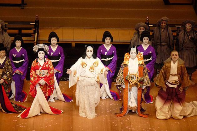 Kabuki - japan tours