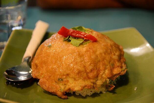 Kai Jeow - best thailand street food