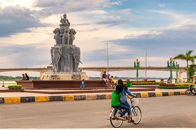 Kampong Cham - cambodia vacation
