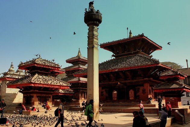 Kathmandu Durbar Square - 2 week holiday south asia