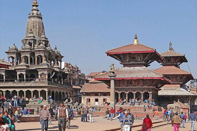 Kathmandu Durbar Square asia multi country tours