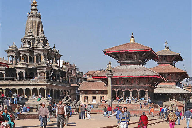 Kathmandu Durbar Square - bhutan nepal tibet tours