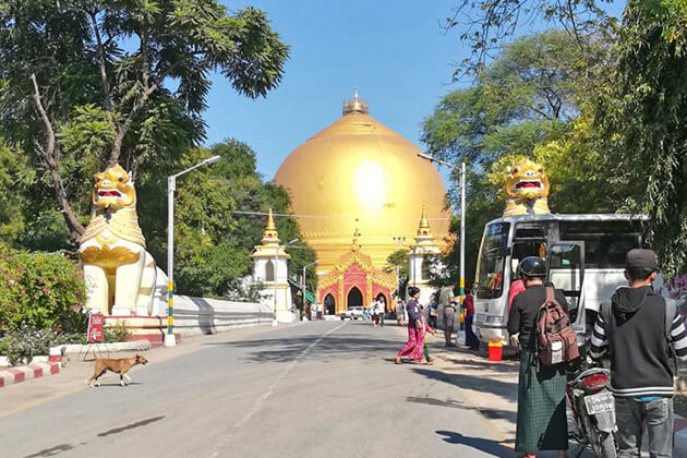 Kaung Mu Taw Pagoda