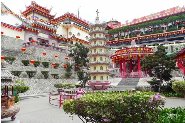 Kek Lok Si Pagoda - malaysia classic holiday packages