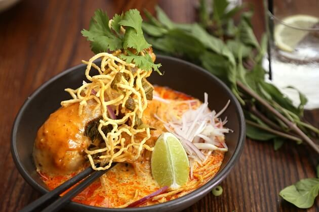 Khao Soi - thailand best food