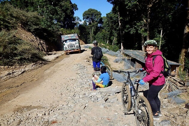 Khotakha Valley - best bhutan biking tour 15 days