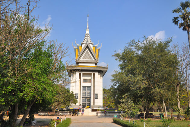 Killing Fields of Choeung Ek