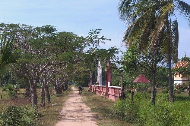 Koh Trong Island - cambodia tour holidays