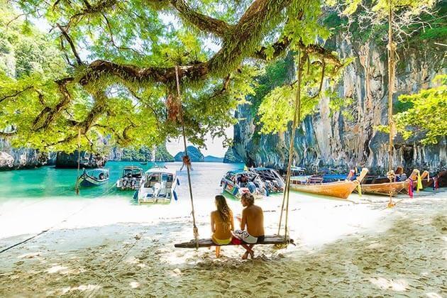 Krabi Island