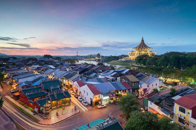 Kuching - malaysia tours