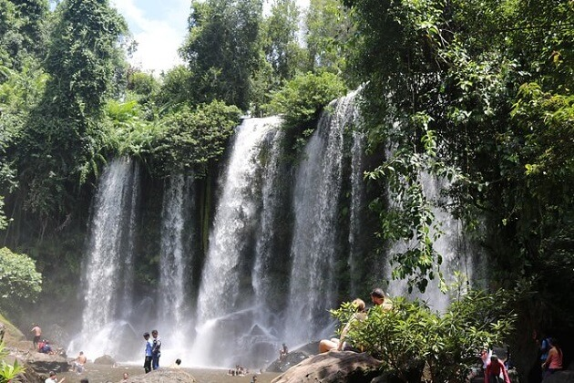 Kulen Mountain - tours of vietnam cambodia laos