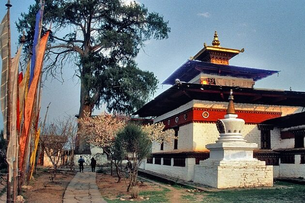 Kyichu Lhakhang - bhutan bike tour packages