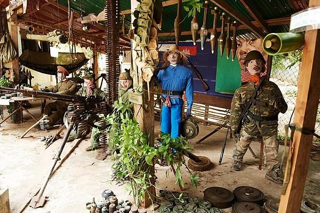 Landmine Museum - extreme things to do in cambodia