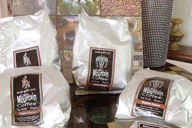 Laos coffee - best souvenirs laos