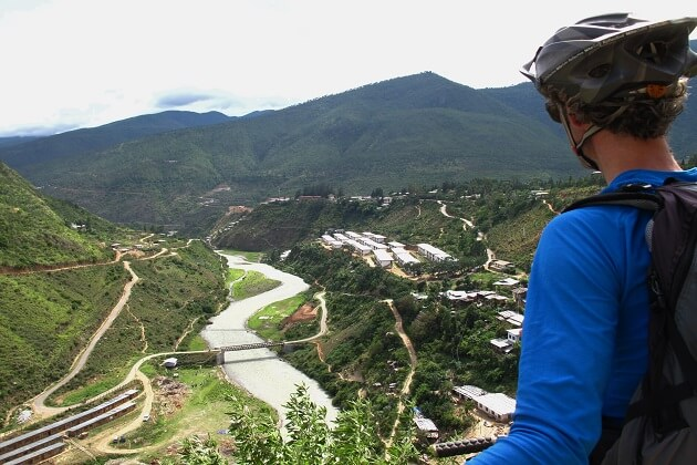 Lawala Pass - bhutan cycling tour