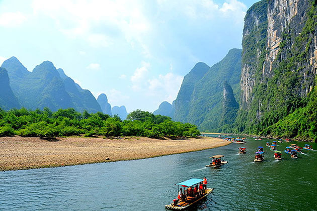 Li River - china tours