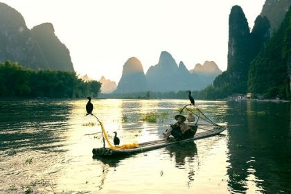 Li River tours of asia multi country