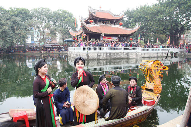 Lim festival - festivals in Vietnam